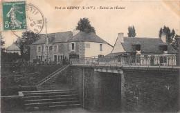 ¤¤  -     MESSAC  -  Port De GUIPRY   -  Entrée De L'Ecluse  -  Epicerie   -  ¤¤ - Non Classés
