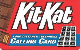 Prepaid: Frontier Communications - KitKat - Vereinigte Staaten
