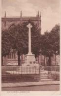 PC Sherborne - War Memorial (2720) - England