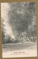 ARIEGE PITTORESQUE - LABASTIDE DE SEROU. -- Champs De Mars - Voyagée 1924 - Autres Communes