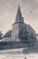 "Chavornay Le Temple + Cachet Linéaire ""CHARVORNAY-GARE"" (2447) - VD Vaud"