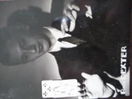 Photo Magie Prédigitateur Magicien Jeu De Cartes. René Dexter.12.5 X 9 - Personnes Identifiées