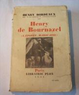1935 PLON HENRY BOURNAZEL BORDEAUX EPOPEE MAROCAINE Afrique Campagne Maroc 1921-33 Legion Spahi Désert Lyautey Tafilalet - Storia