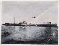 Unsere Reichsmarine - Bilder Aus Dem Leben Der Matrosen - U-Boot - Nr. 4 (2741) - Cigarette Cards