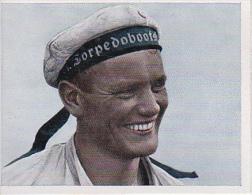 Unsere Reichsmarine - Bilder Aus Dem Leben Der Matrosen - Torpedobootsmatrose - Nr. 8 (2742) - Zigaretten