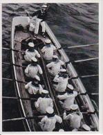 Unsere Reichsmarine - Bilder Aus Dem Leben Der Matrosen - Kutter - Nr. 16 (2745) - Zigaretten