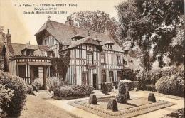 Lyons-la-Forêt - Le Frêne - Téléphone N°11 - Gare De Menesqueville - Carte Non Circulée - Lyons-la-Forêt