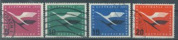 VEND BEAUX TIMBRES DE RFA N° 81 - 84 !!!! - Used Stamps