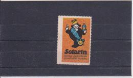 Reklamemarke - Sofarin - Koruna Vsech Cidicich... (135) - Publicidad