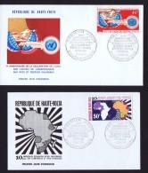 HAUTE VOLTA  1970  Déclaration De L'ONU Sur L'indépendance Des Colonies FDC - Obervolta (1958-1984)