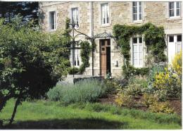 Carte Postale 22. Saint-Jacut-de-la-mer  L'Abbaye Trés Beau Plan - Saint-Jacut-de-la-Mer