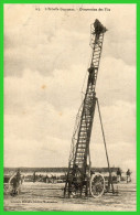 L'Echelle Gugumus Observation Des Tirs Correspondance Camp De Châlons (recto Verso) - Equipment