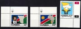 Namibie Yvertnrs: 625/27 Postfris - Namibie (1990- ...)