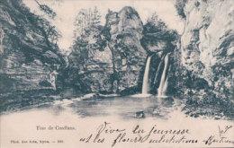 La Sarraz, La Tine De Gonflans La Rencontre Du Veyron Et De La Venoge (880) - VD Vaud
