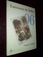 Album Correos Año Completo De Sellos Nuevos 1996 De España Y Andorra - Spain