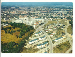 H 462  GOLBEY  VUE AERIENNE HAUT DU GRAS 1975 - Golbey