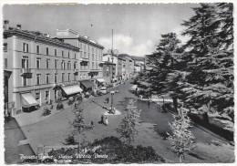 Porretta Terme - Piazza Vittorio Veneto - H1576 - Bologna