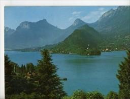 CP741131 - Le Lac D'Annecy Et  La Baie De Talloires - Talloires