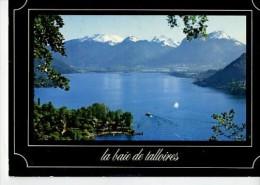 CP741132 - Le Lac D'Annecy Et  La Baie De Talloires - Talloires