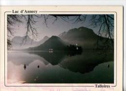 CP741133 - Le Lac D'Annecy Et  La Baie De Talloires - Talloires