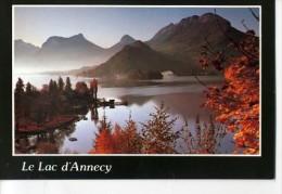 CP741150 - LAC D'ANNECY - BAIE DE TALLOIRES - Talloires