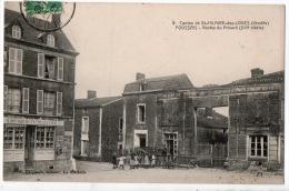 85 - SAINT-HILAIRE DES LOGES . FOUSSAIS . RESTES DU PRIEURÉ (XIIIe SIÈCLE) - Réf. N°1102 - - Saint Hilaire Des Loges