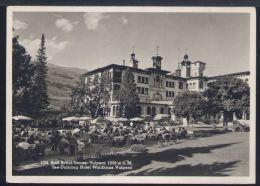 SVD 153 BAD SCUOL TARASP VULPERA - TEE DANCING HOTEL WALDHAUS VULPERA - VD Vaud