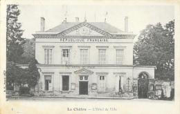 La Châtre - L'Hôtel De Ville - La Chatre