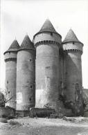 Sarzay - Château Féodal Du XIIIe Siècle - France