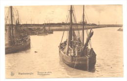 BLANKENBERGE - Visschersbooten- Barques De Pêche- Bateau(Y298) - Blankenberge