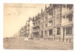 HEIST - HEYST - La Digue Et Les Villas(Y298) - Heist