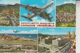 FLUGHAFEN / AIRPORT - CARACAS / Aeropuerto Maiquetia - Aerodromi