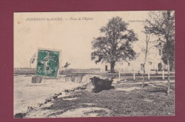 33 - 050414 - ANDERNOS LES BAINS - Place De L'église - Andernos-les-Bains