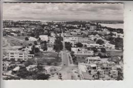 CONGO BRAZZAVILLE,/ LEOPOLDVILLE, Vue Airienne - Kinshasa - Léopoldville