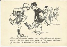 Poulbot;Pour Les Chaussures Comme Pour Les... - Poulbot, F.