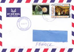 Z] RARE: Belle Enveloppe Nice Cover Burundi Réouverture Reopening Rijksmuseum Amsterdam Adriaan De Lelie - Kunst