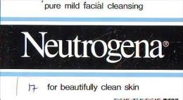 Télécarte SAVON SOAP SEIFE ZEEP Phonecard Telefonkarte  (17) NEUTROGENA - Parfum