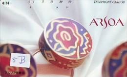 Télécarte SAVON SOAP SEIFE ZEEP Phonecard Telefonkarte  (8b) ARSOA - Parfum