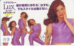 Télécarte SAVON SOAP SEIFE ZEEP Phonecard Telefonkarte  (19b) LUX - Parfum