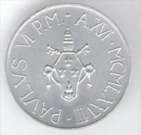 VATICANO 10 LIRE 1978 - Vaticano