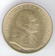 VATICANO 20 LIRE 1992 - Vaticano