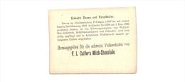 20 Cards  Karten, Carte, Tres Bien, Cailler's Chocolat Au Lait - Suisse ( Zwitserland , Schweiz ) ED Kantons Approx 1930 - Chocolat