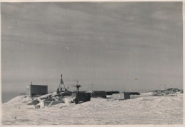 ANTARCTIC, RUSSIA,  MIRNY , Real PHOTO From The Station, 125 X 175 Mm !! - Antarctische Expedities