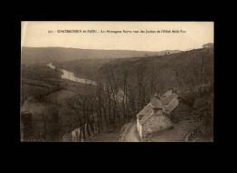 29 - CHATEAUNEUF-DU-FAOU - Montagnes Noires - Châteauneuf-du-Faou
