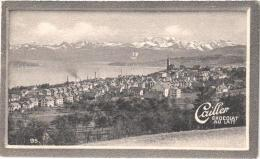21 Cards  Karten, Cartes, Cailler's Chocolat Au Lait - Suisse ( Zwitserland , Schweiz )kantons Approx 1930 Milch Melk - Chocolate