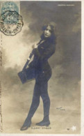 Florry HYMAN -Théatre MARIGNY- Carte Précurseur Avant 1904 - Femmes Célèbres