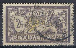 1900 :  2  F.  Merson  No :  121  Oblitéré - 1900-27 Merson