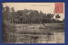77 CHELLES Baignades En Marne - Animée - Chelles