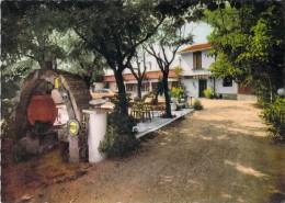 30 RARE VILLENEUVE LES AVIGNON HOTEL RESTAURANT LE CANARD LA TERRASSE / ROUTE DE SAUVETERRE - Villeneuve-lès-Avignon