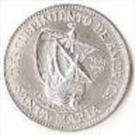 Cuba 5 Pesos 1981  ARGENTO/SILVER Santa Maria - Cuba